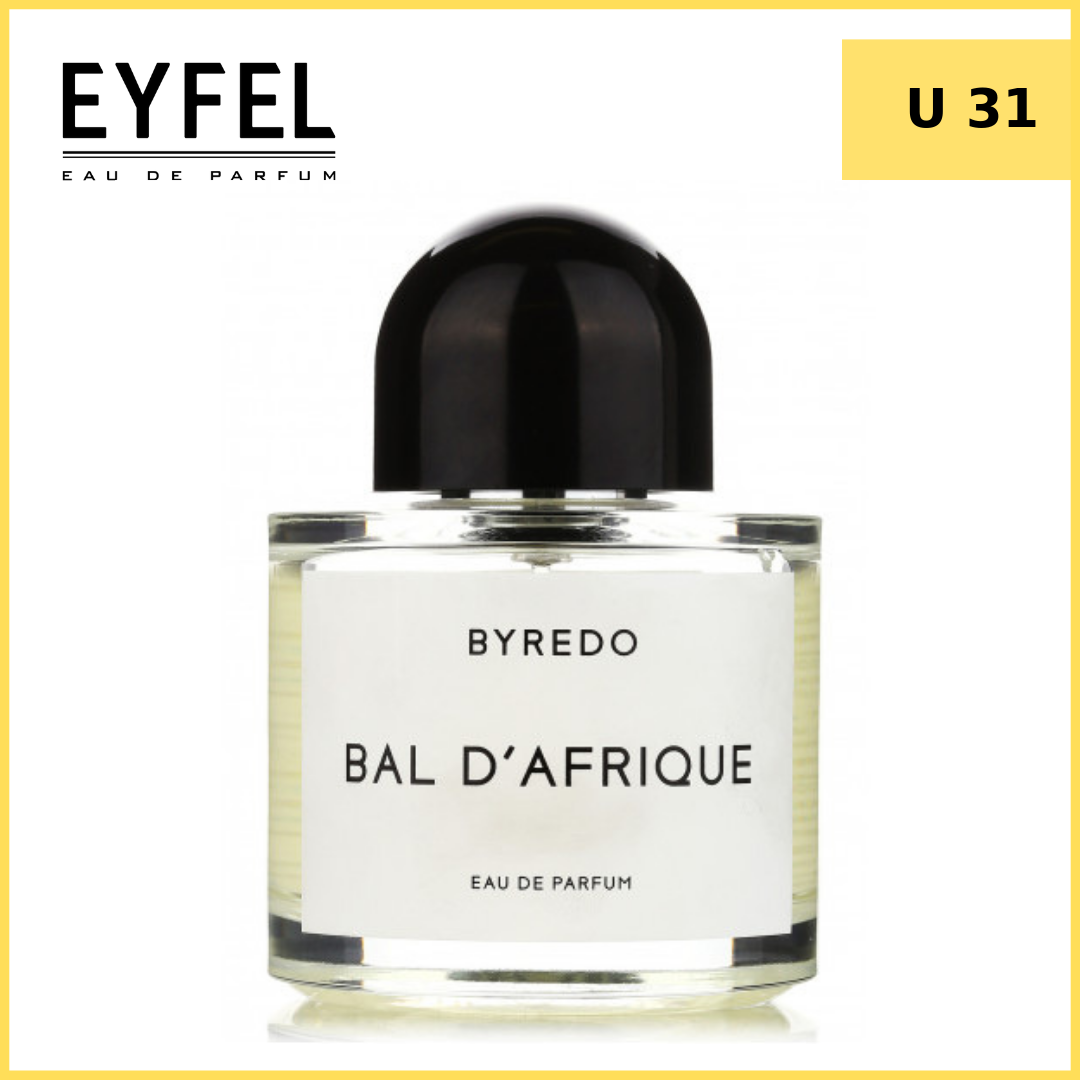 картинка BYREDO Bal D'afrique, U 31 от магазина EYFEL