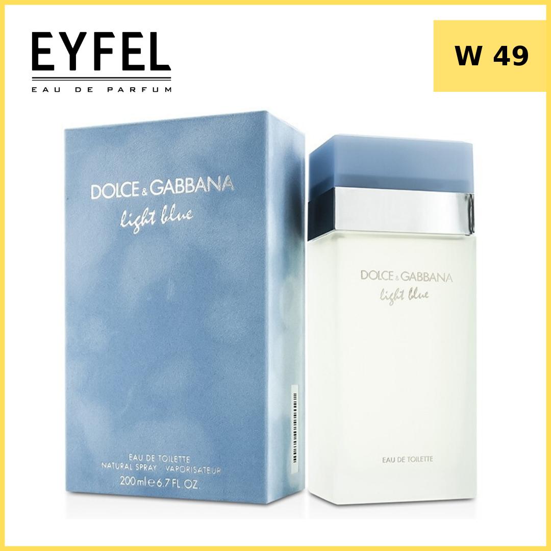 картинка Парфюм DOLCE & GABBANA Light Blue, W 49 от магазина EYFEL