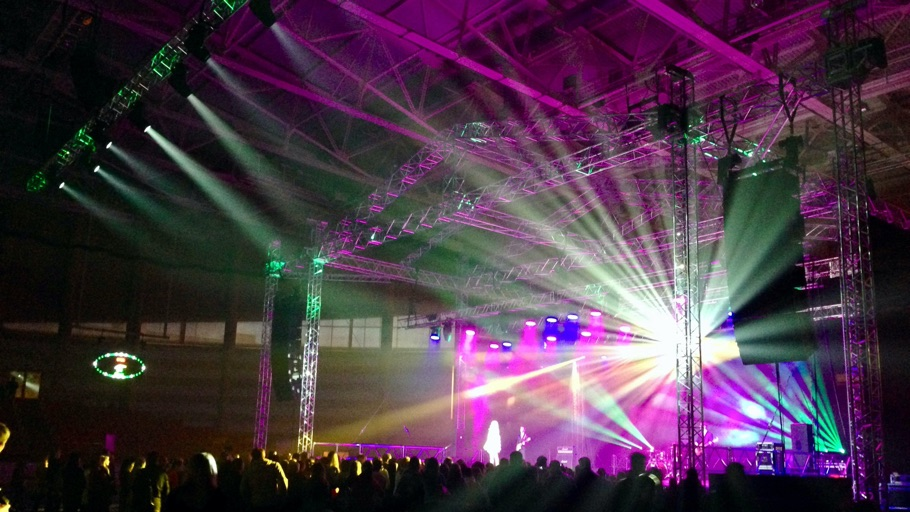 Орша-Арена: концертный комплекс