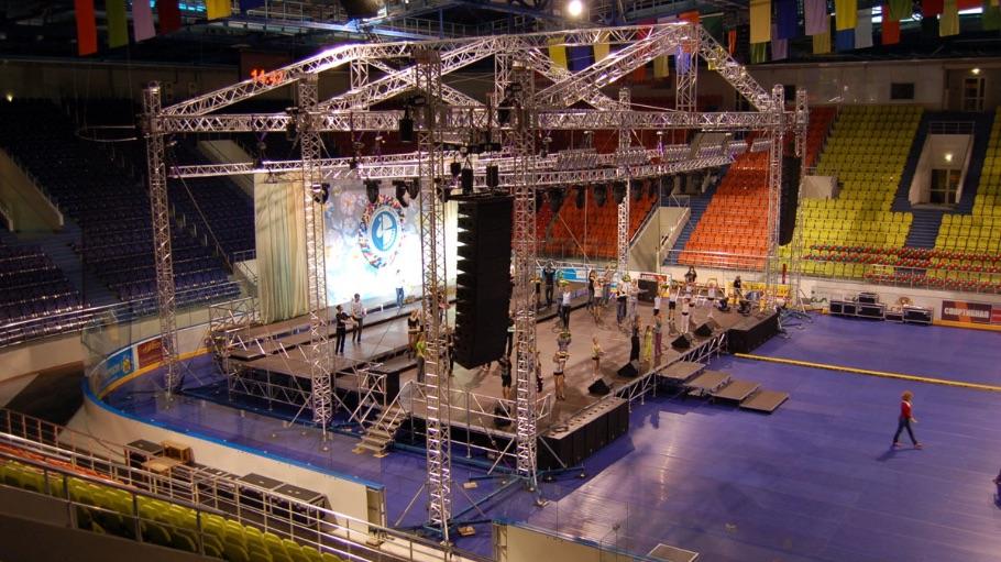 мобильный концертный комплекс