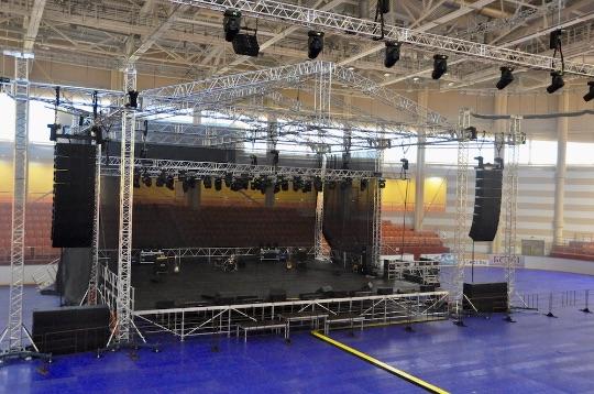 Концертный комплекс Орша-Арены