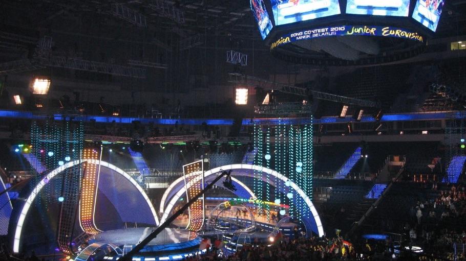 Минск-Арена: концертное оборудование