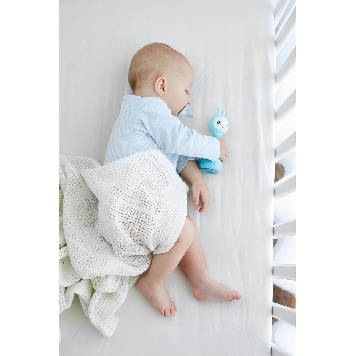 Alilo R1 синий умный зайка музыкальная игрушка 60905 6954644609058 фотографии и картинки