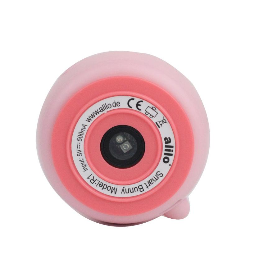 Умная игрушка Alilo R1 Розовый зайка