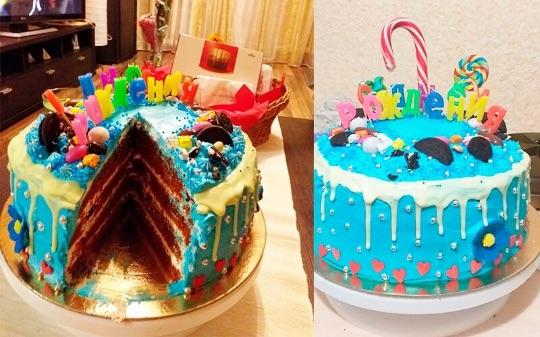 торт мозырь на день рождения