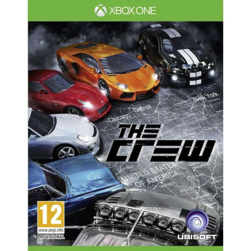 Crew (Xbox One) от магазина Games of World