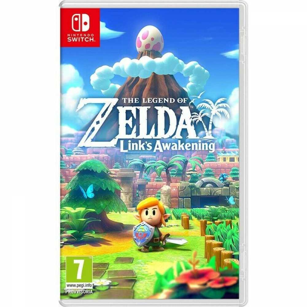 THE LEGEND OF ZELDA: LINK'S AWAKENING (SWITCH) от магазина Games of World