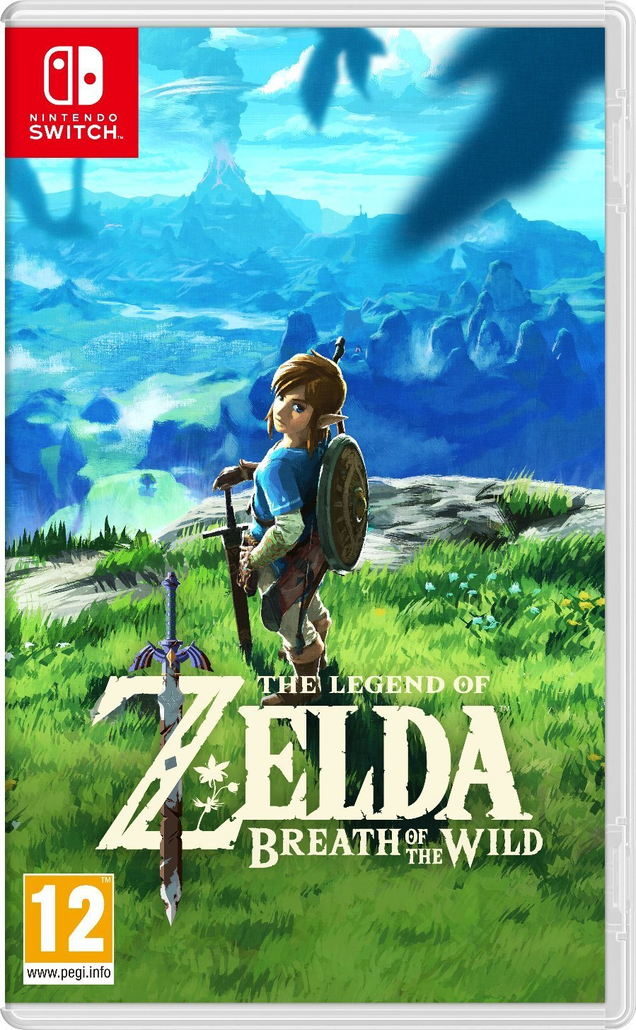 THE LEGEND OF ZELDA. BREATH OF THE WILD (SWITCH) от магазина Games of World