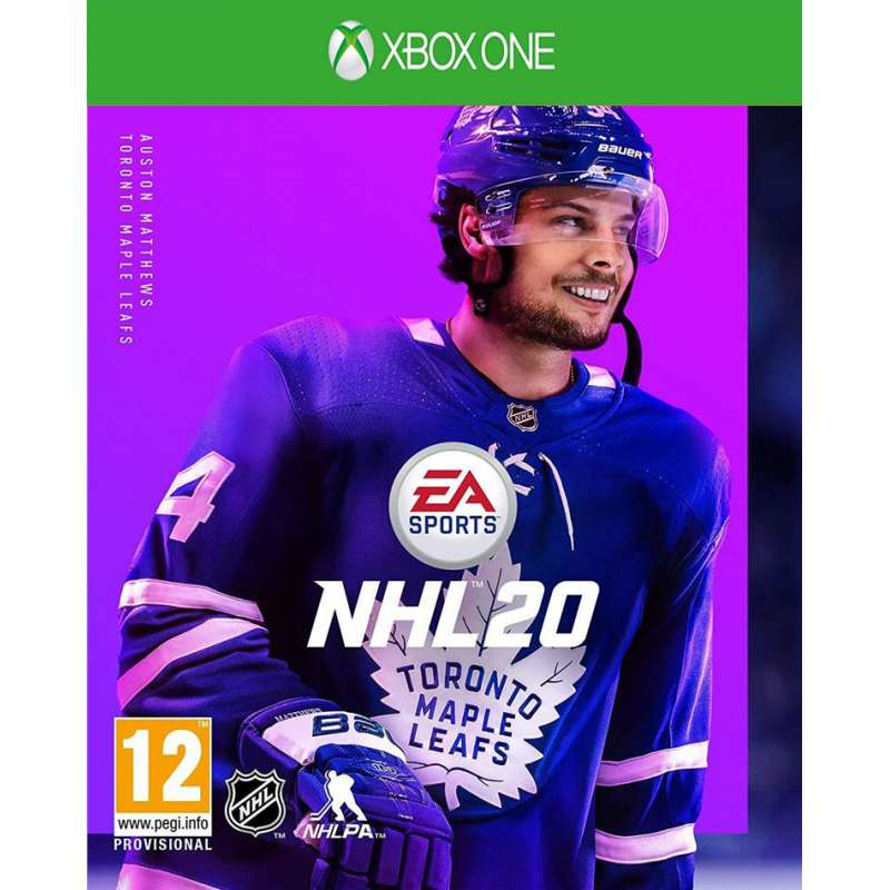 NHL 20 (XBOX ONE) от магазина Games of World